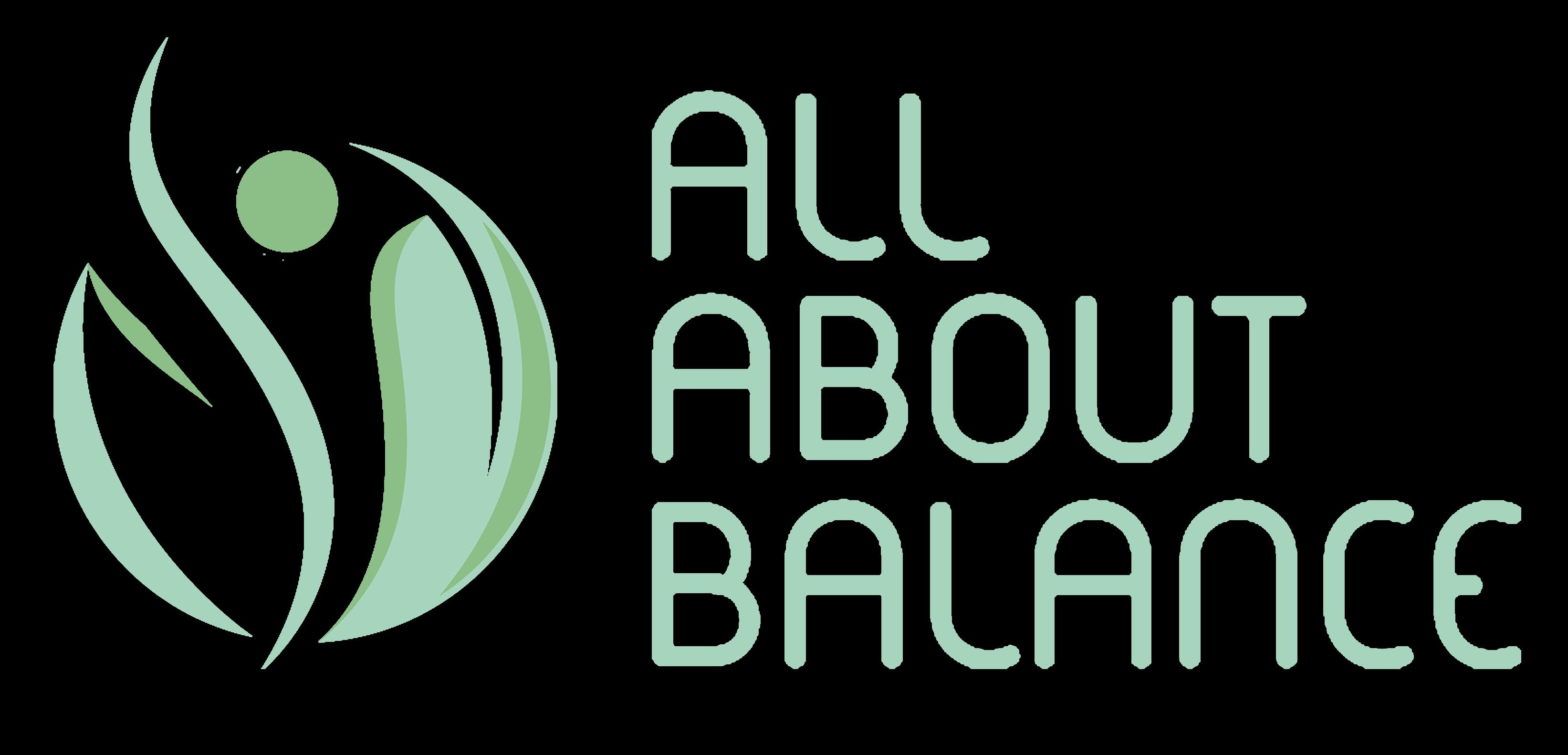 All About Balance Logo