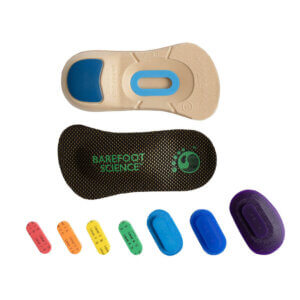 An image of Barefoot Science Therapeutic Insoles